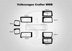 volkswagen Crafter MWB
